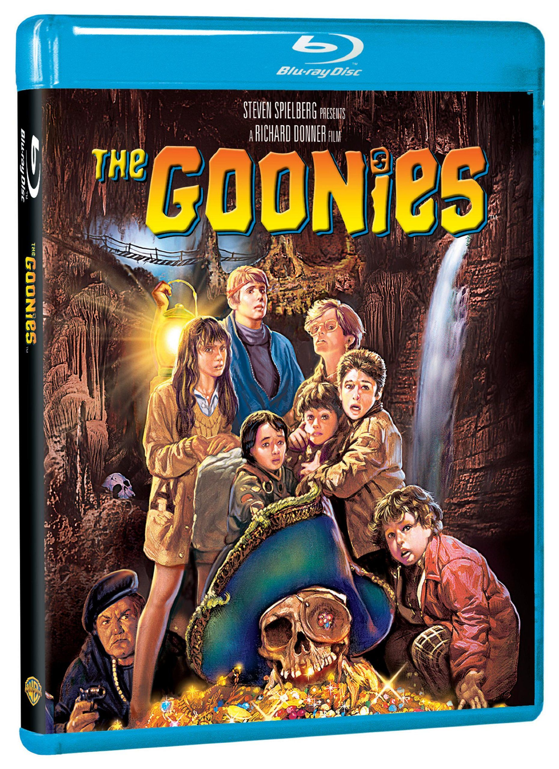 The Goonies [Bluray] (With images) Goonies movie