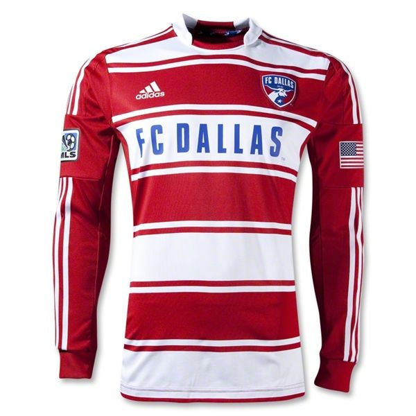 wholesale dealer 51bcd 3a527 I need a long sleeved FC Dallas kit, too! | FC Dallas | Fc ...