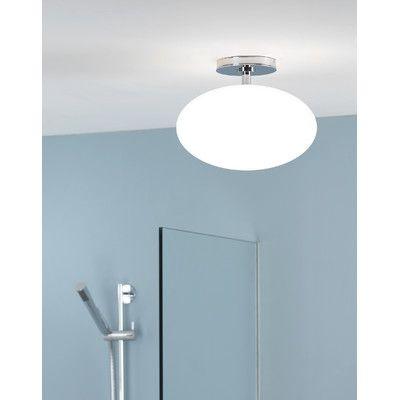 Chrome Bathroom Ceiling Lights Wayfair