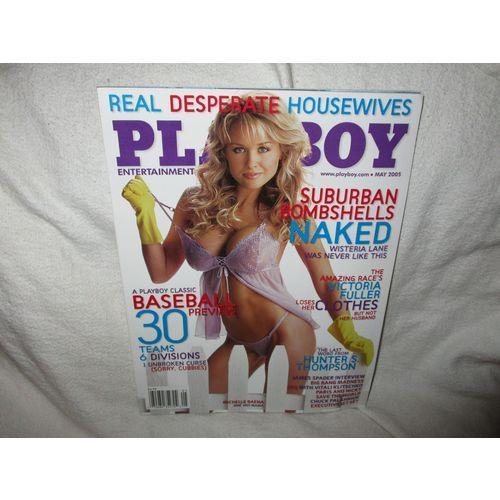 Classic suburban naked