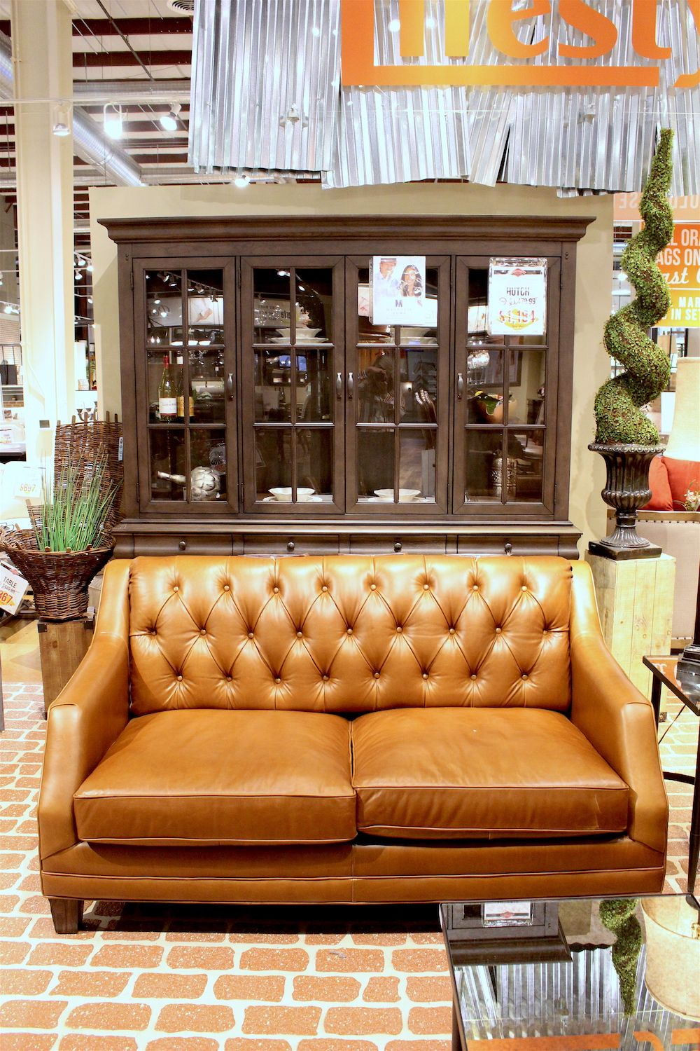 home decor 101 underpriced furniture magnolia home by fixer upper joanna gaines leather - Home Decor 101
