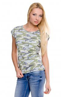Женская футболка OUTFITTERS NATION Womens tshirt OUTFITTERS NATION