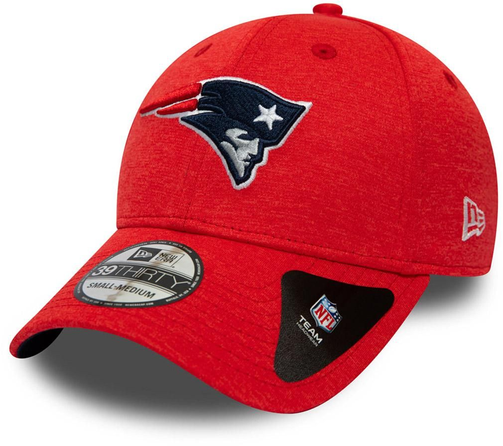 New England Patriots 39THIRTY NFL Red Trim Cap Size Small//Medium