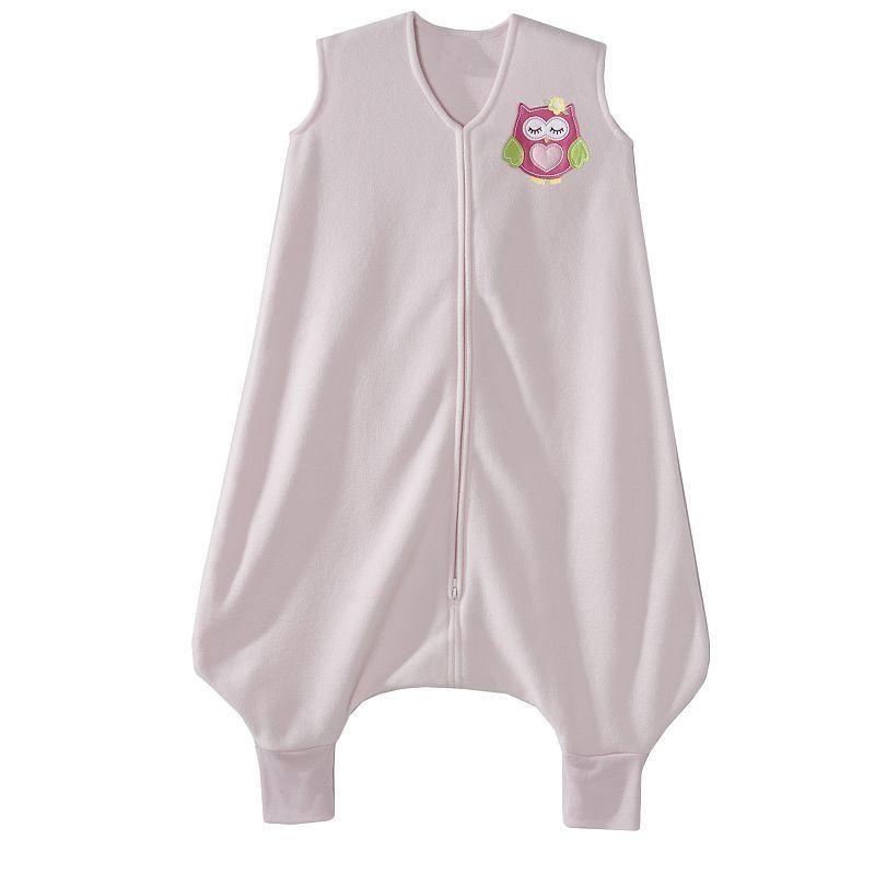 HALO Owl Early Walker SleepSack Wearable Blanket - Baby, Infant Girl's, Size: 12-18MONTH, Pink