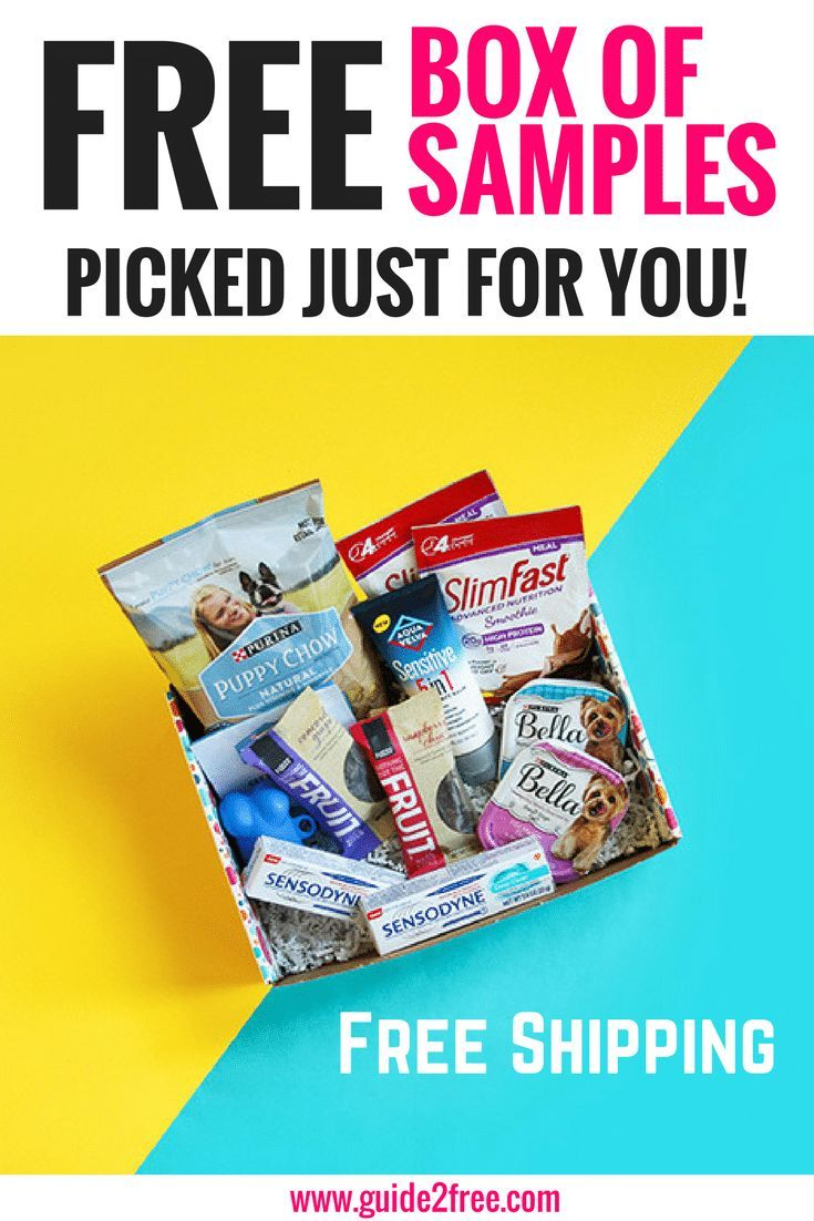 FREE Samples From PINCHMe Free samples by mail