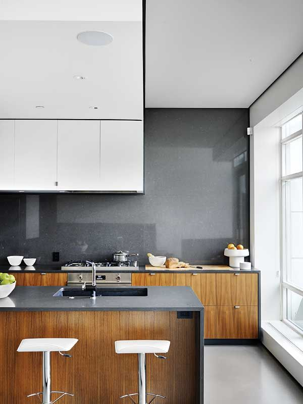 Modern Kitchen Minimalist Interior Design Interior