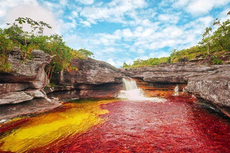 25 lugares incríveis pra você viajar na América do Sul