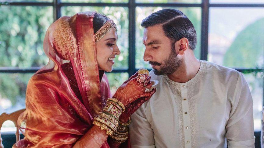 Deepika - Ranveer & The Dreamy Wedding Affair | Deepika ...