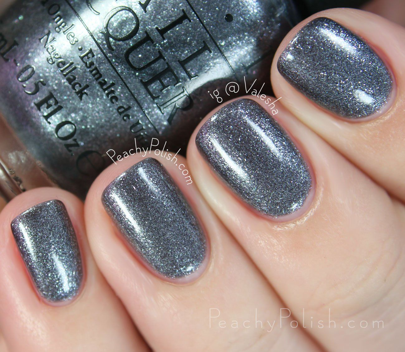 OPI No More Mr. Night Sky. Love love love this color for my nails ...