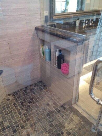 Shower remodel Pinterest - Led Einbauleuchten Küche