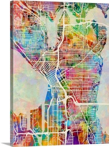 Michael Tompsett Premium ThickWrap Canvas Wall Art Print