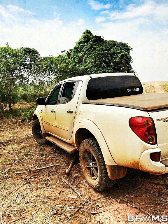 14030a954 Mitsubishi L200 TRITON | Brutas dos Leitores - BF///MS | CAMIONETA ...