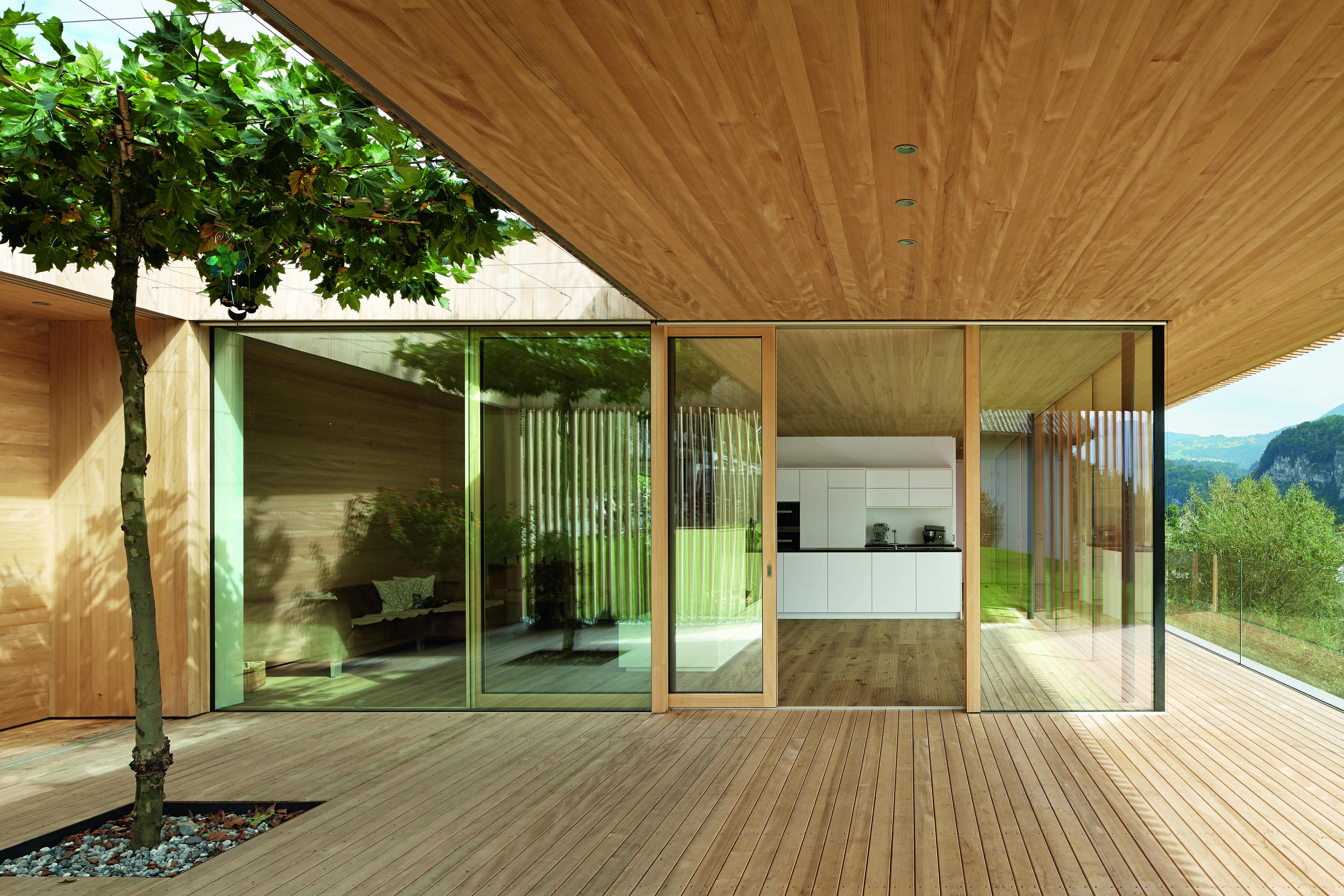 die 50 besten einfamilienhuser aus dem wettbewerb huser des jahres 2015 mit atmosphrischen - Moderne Hauser 2015