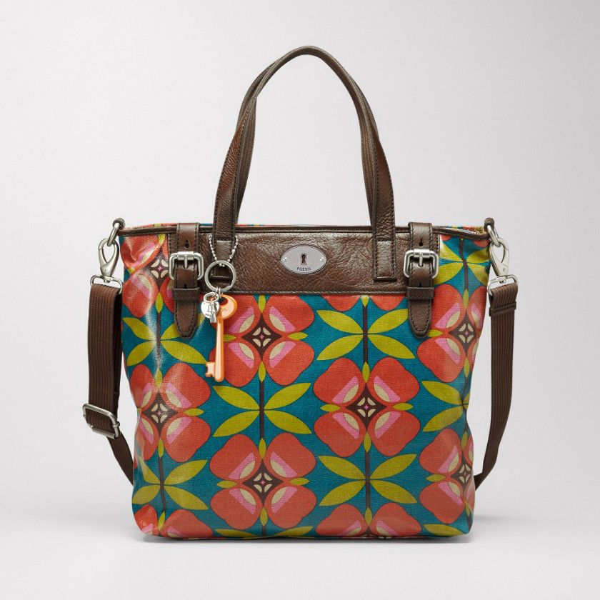 Like the style, not the color  FOSSIL® Handbag Silhouettes Tote:Women Key-Per Tote ZB5232