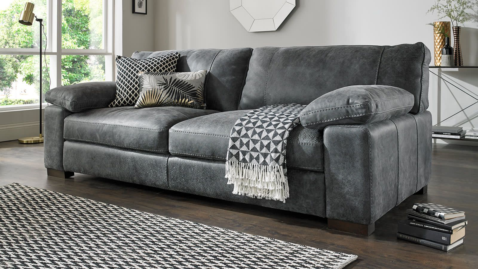 Sku 324 In 2020 Leather Sofa
