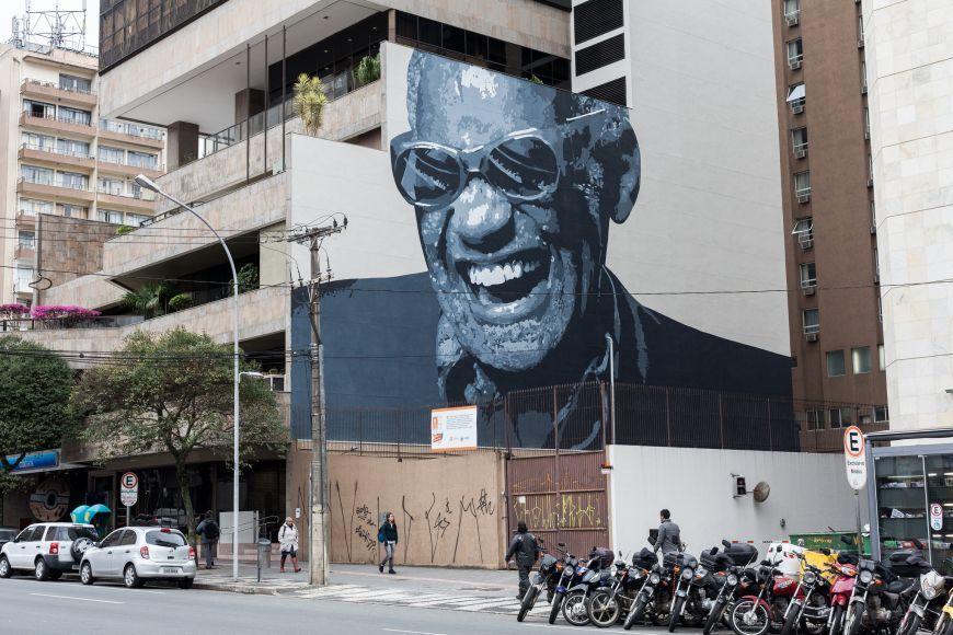 Resultado de imagem para grafite curitiba