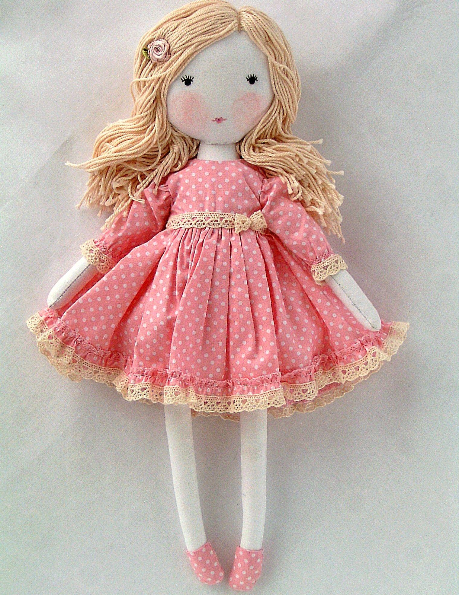 Personalized Rag Dolls Rag Doll Soft Doll Cloth Doll