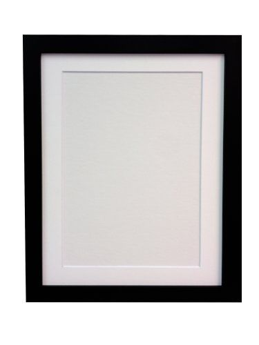 From 9 99 Frames By Post H7 Picture Photo Frame Black With Ivory Mount 10 X 8 For Image Size 8 X 6 Inch Poster Cores