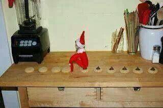 Naughty Elf!