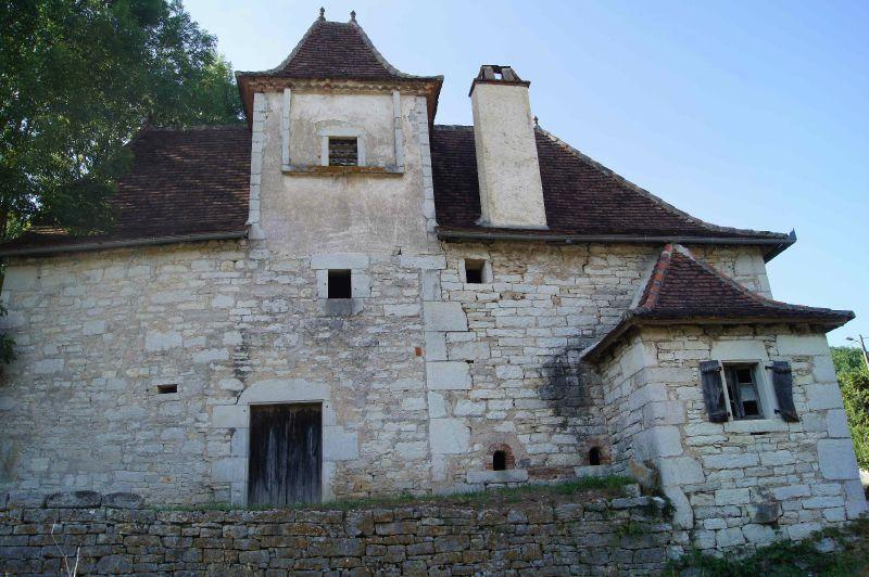 Maison abandonnée en Lot-et-Garonne Architecture abandonnée - village expo portet sur garonn