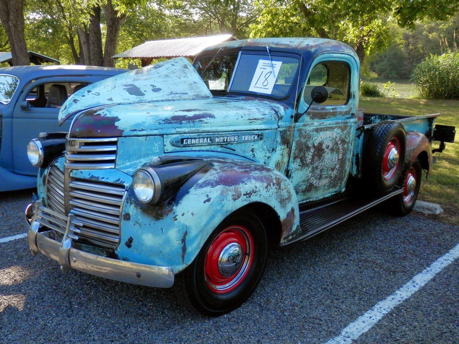 50\'s chevy gmc patina - Google Search   Vintage Trucks   Pinterest ...