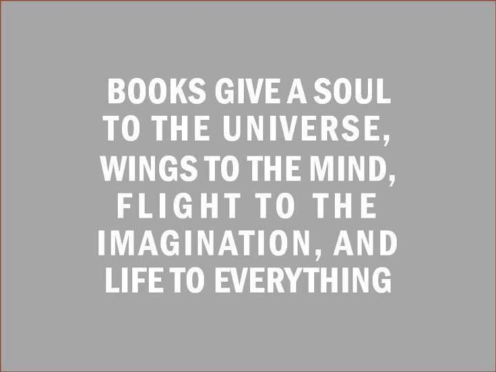 Supporting my theory on the quantum experience of books | Wings ...