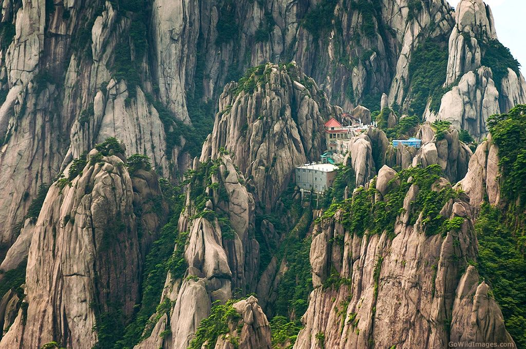 Top 14 Isolated and Picturesque Hotels Around The World : TripHobo Travel Blog
