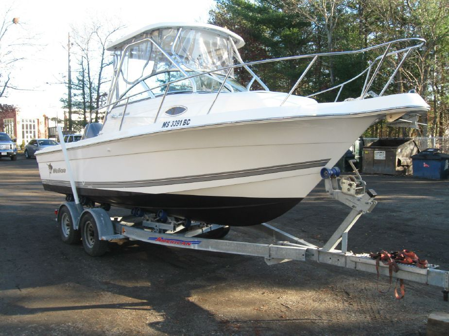 2004 wellcraft 220 coastal power boat for sale www for Cheap fishing boats for sale