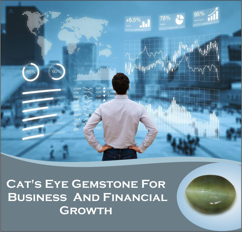 Cats Eye Gemstone For Career Success Cats eye stone