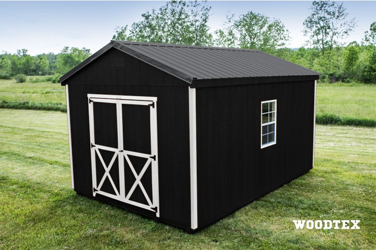 The Original Prefab Storage Sheds In 2019 The Original