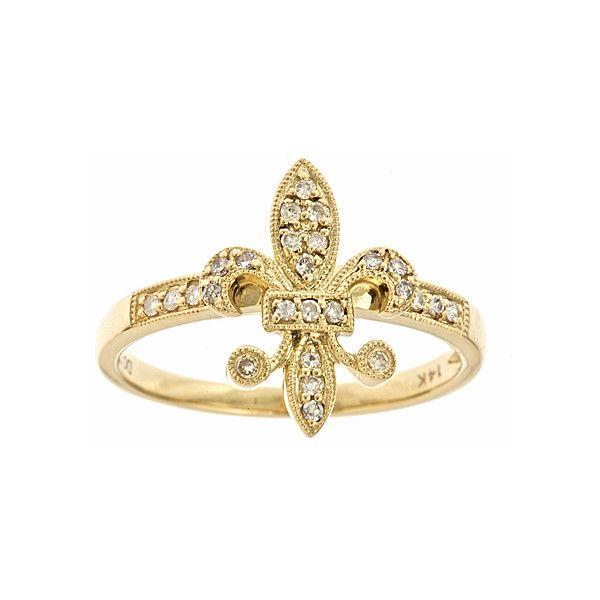 37++ Fleur de lis diamond jewelry ideas in 2021