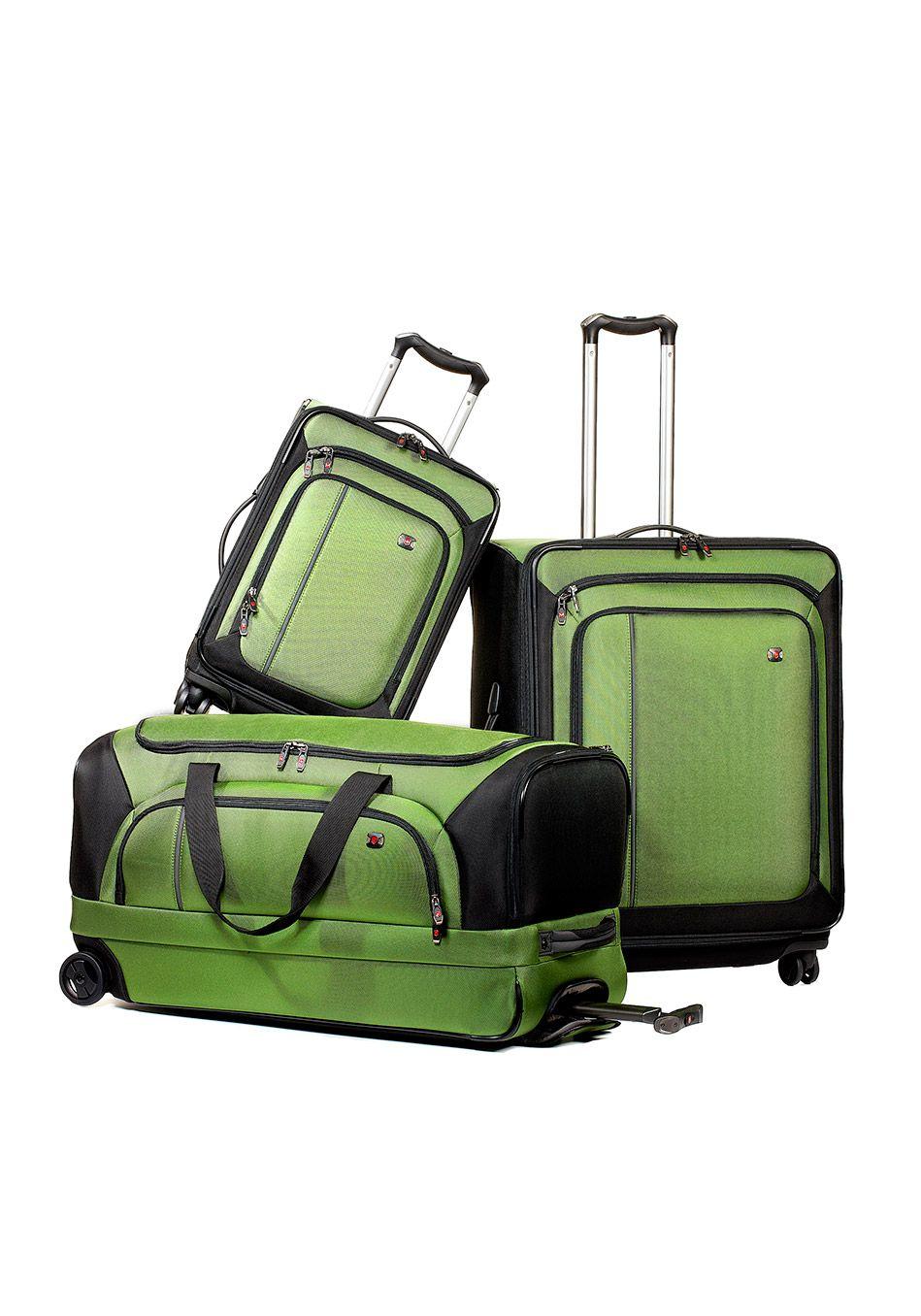 Swiss Army Luggage Set