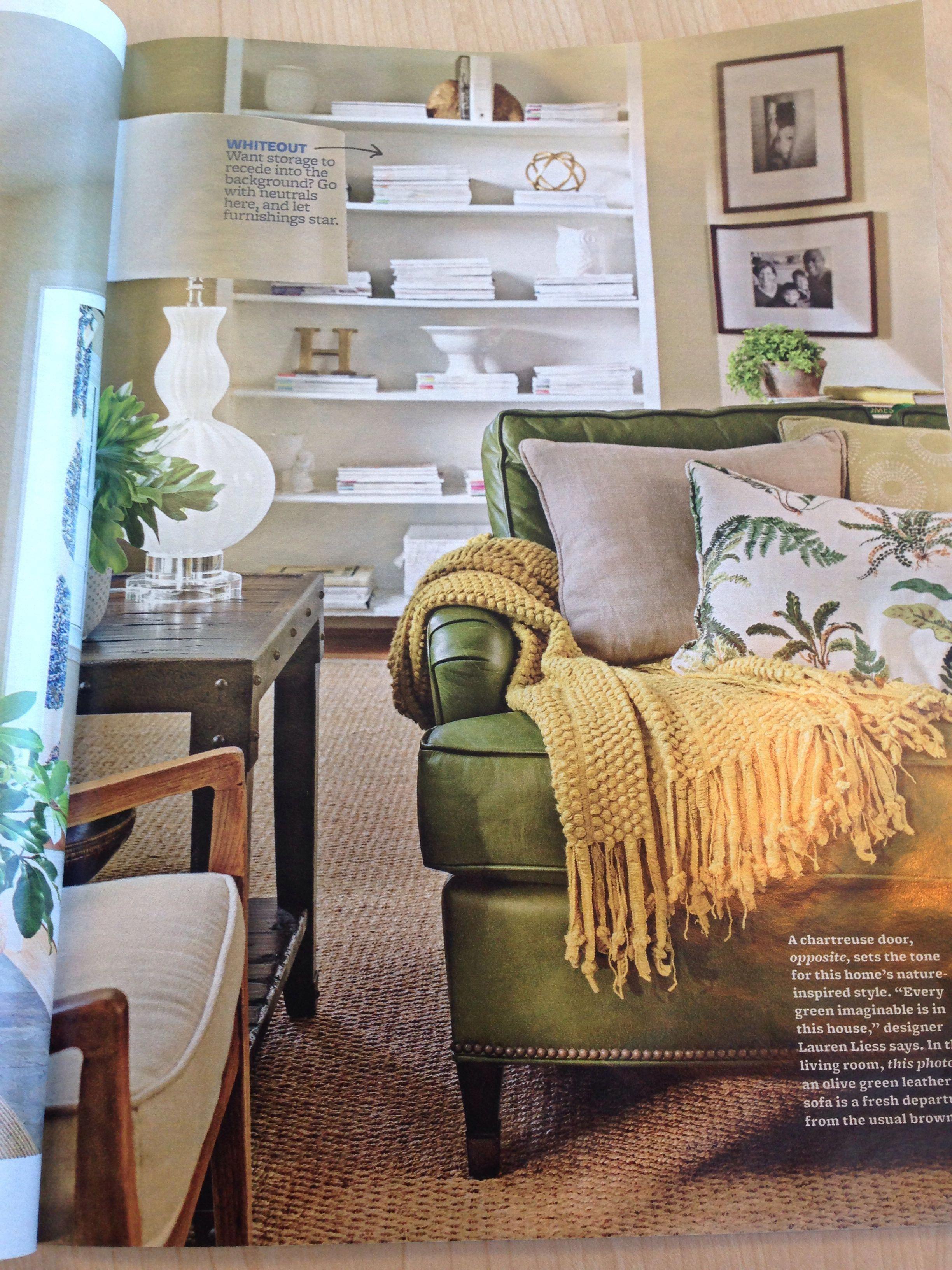 olive green leather sofa  green sofa living room green