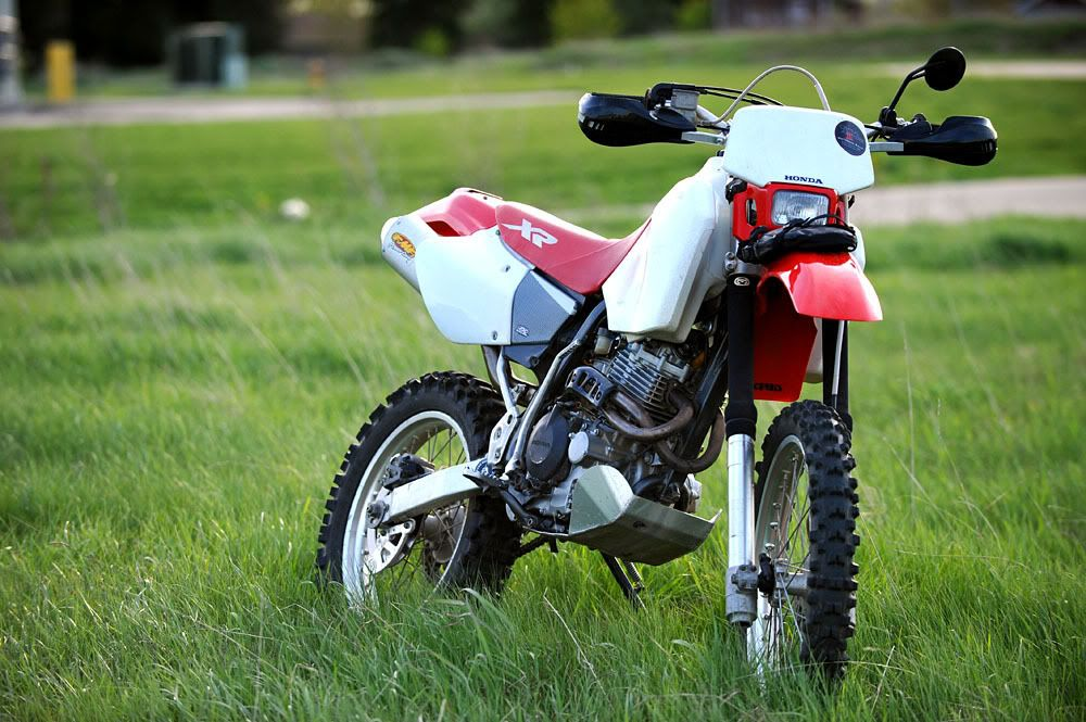 For Sale Adventure Honda XR400 in Wisconsin Expedition