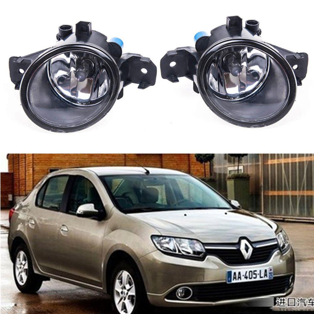 For Renault Symbol Lb012 1998 2010 Car Styling Fog Lamps 55w Halogen