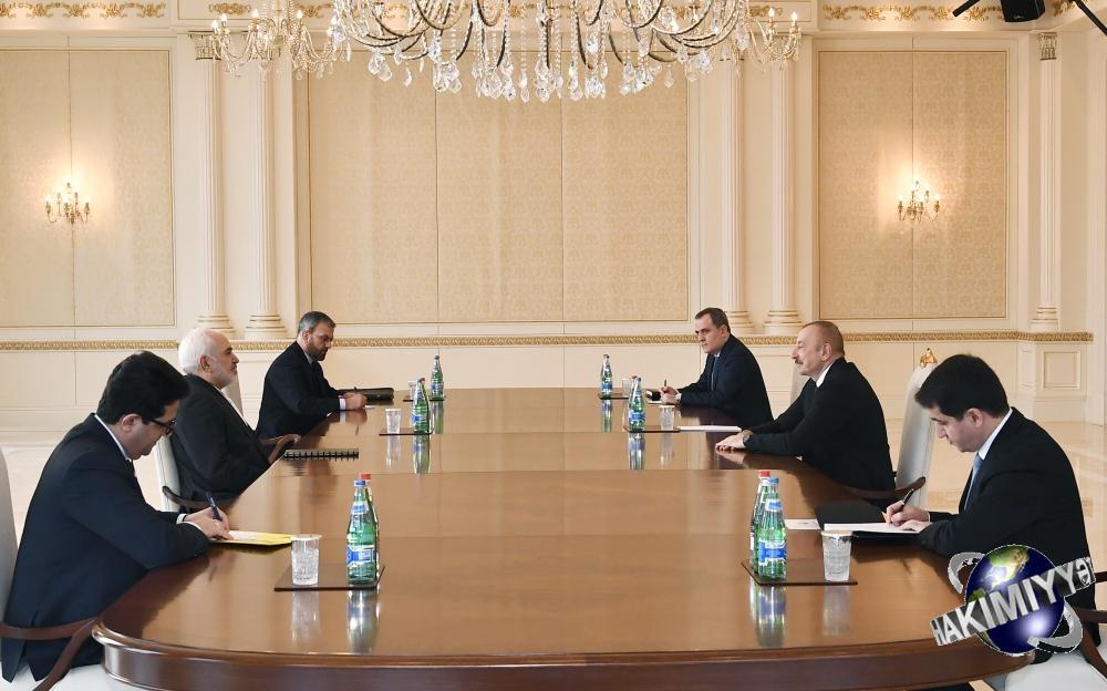 Prezident Ilham əliyev Iranin Xarici Islər Nazirini Qəbul Edib In 2021 Home Decor Decor Reiss
