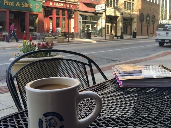 Keeping Fort Wayne Energized: Downtown Coffee Shops   Fort wayne, Fort, Energizer