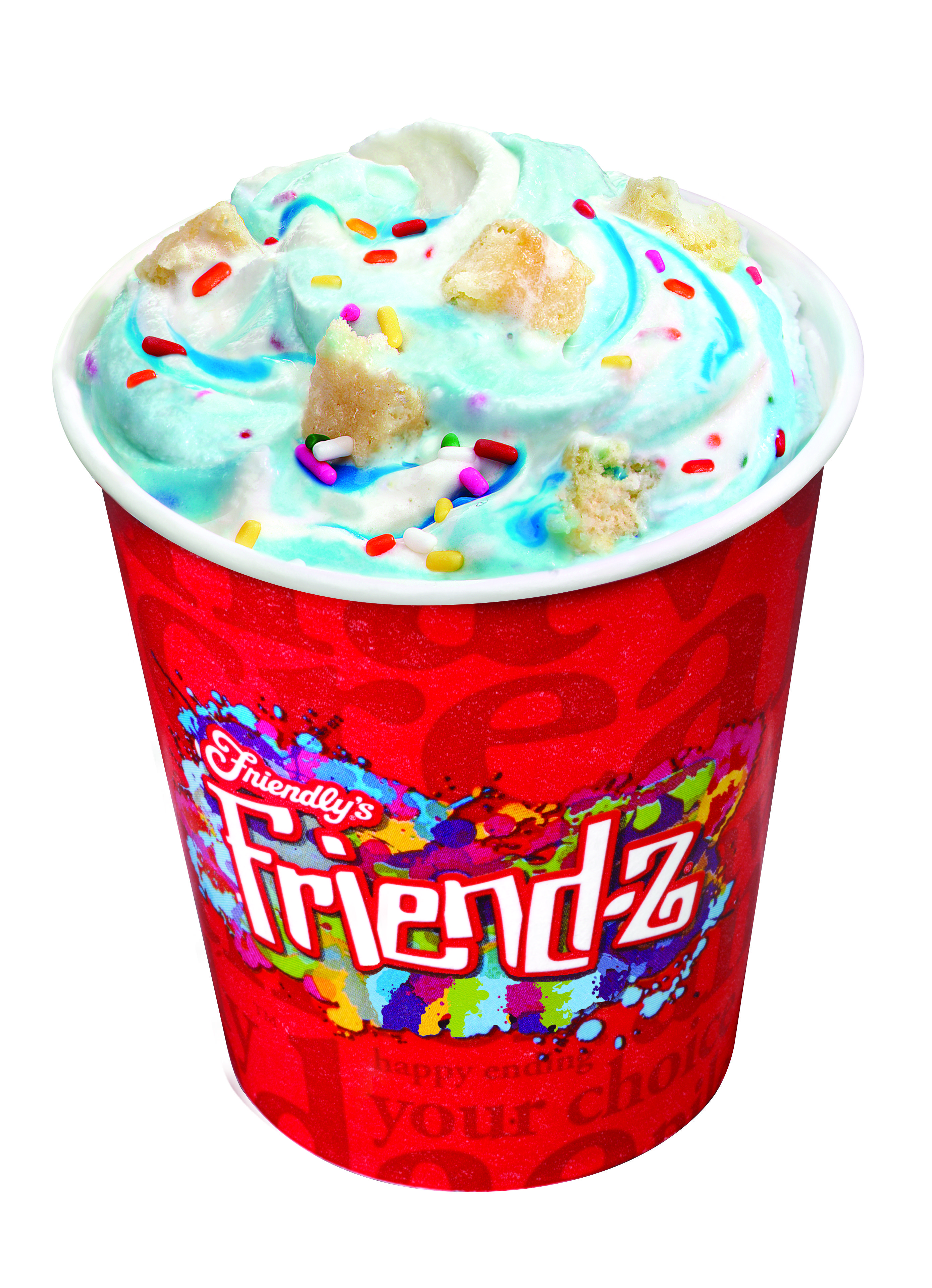 friendly's ice cream cake strawberry krunch
