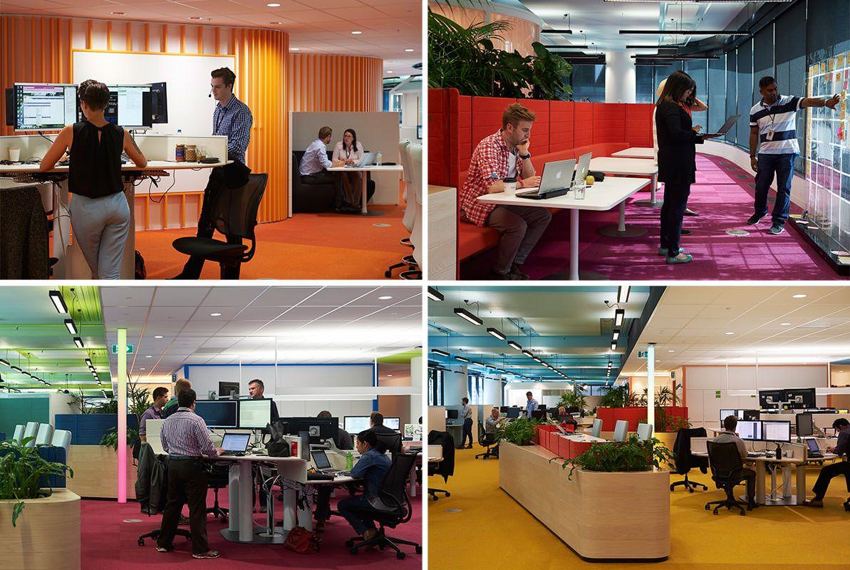 HASSELL | Projects - Medibank Place - 720 Bourke Street