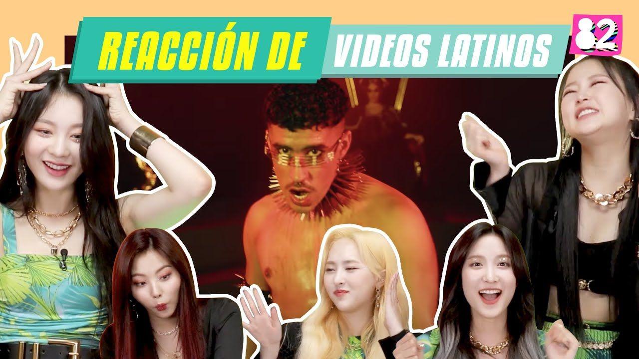 Pin On Idold Reaction To Music Latina