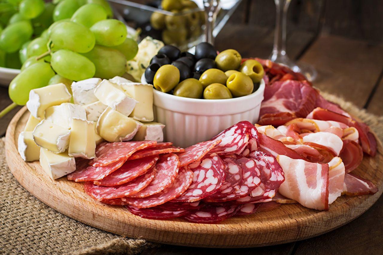 снимок нарезка колбас и сыров красиво в картинках вот вам