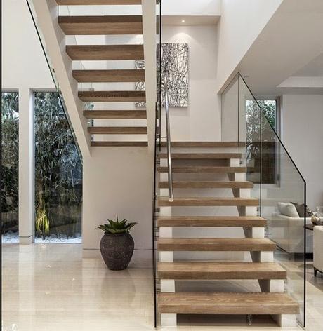escaleras-minimalistas-L-6GEiUAjpeg (460×472) escaleras Pinterest
