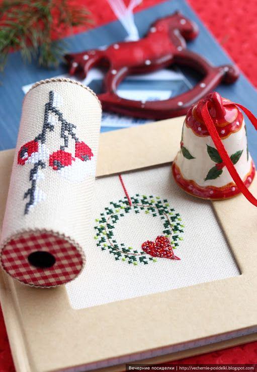 http://vechernie-posidelki.blogspot.com/2013/01/boxes-for-christmas-ornaments.html#more