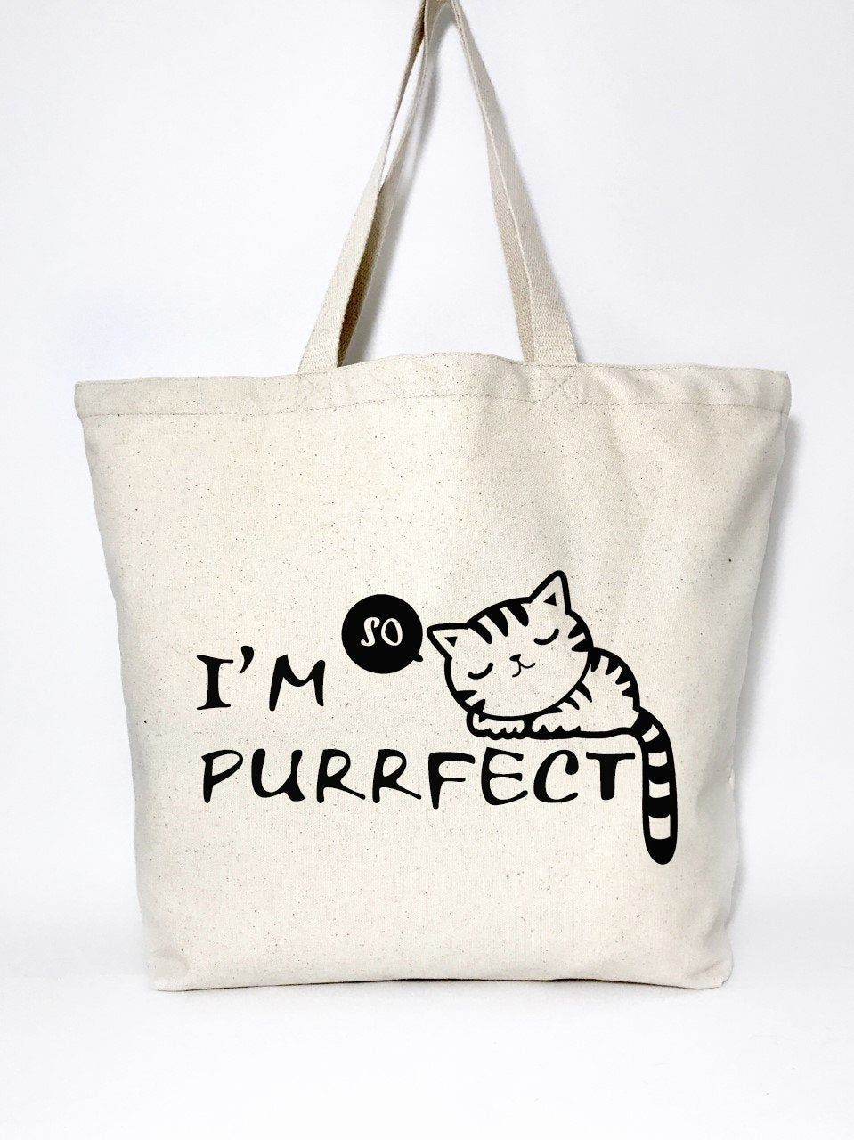 cat purse//cat tote bag//cat lover gift//totes//canvas bag//canvas tote bag//cat eco bag//handbag//cats//eco bag//cat//tote//bag