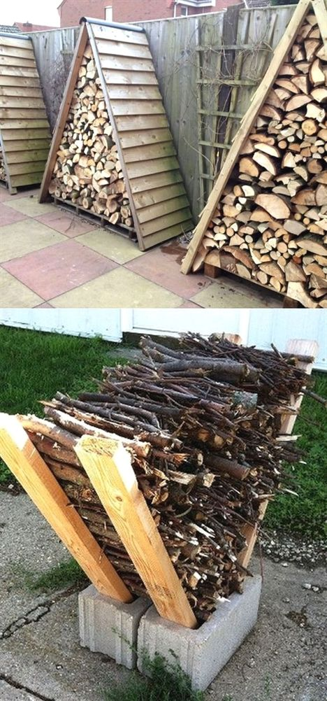 Easy And Creative Diy Firewood Rack And Storage Ideas Tag Outdoor Firewood Rack Ideas Firewood Storage Outdoor Firewood Rack Firewood Shed Firewood Storage