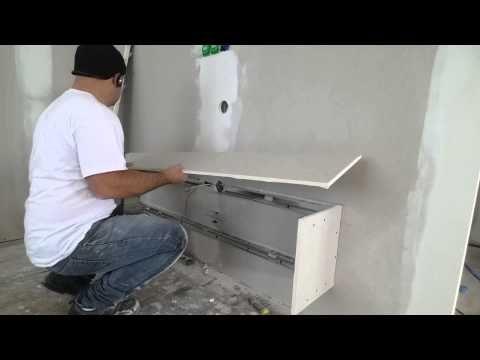 Fabriquer un meuble TV contemporain - YouTube déco Pinterest