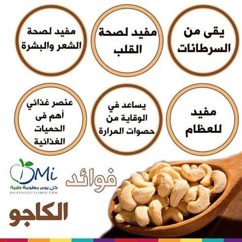فوائد الكاجو الرائعة Http Blog Amin Org Eyad Http Eyadjarrarlawyer Wordpress Com Helthy Food Health Food Health And Nutrition