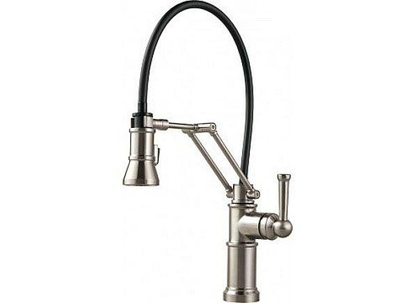 Brizo Artesso Articulating Faucet In 2020 Faucet Architect Lamp Bath Fixtures