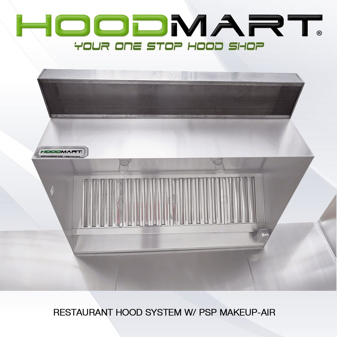Our Type 1 Hood Is Designed For Use Over Cooking Equipment To Remove Heat Smoke And Grease Laden Vapors The Mak Air Fan Heating And Cooling Cooking Equipment