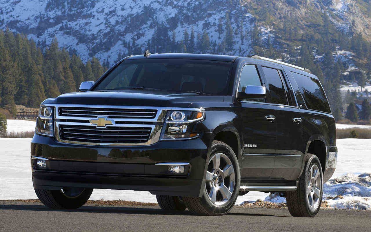2020 Chevy Suburban Concept Changes and Release Date http